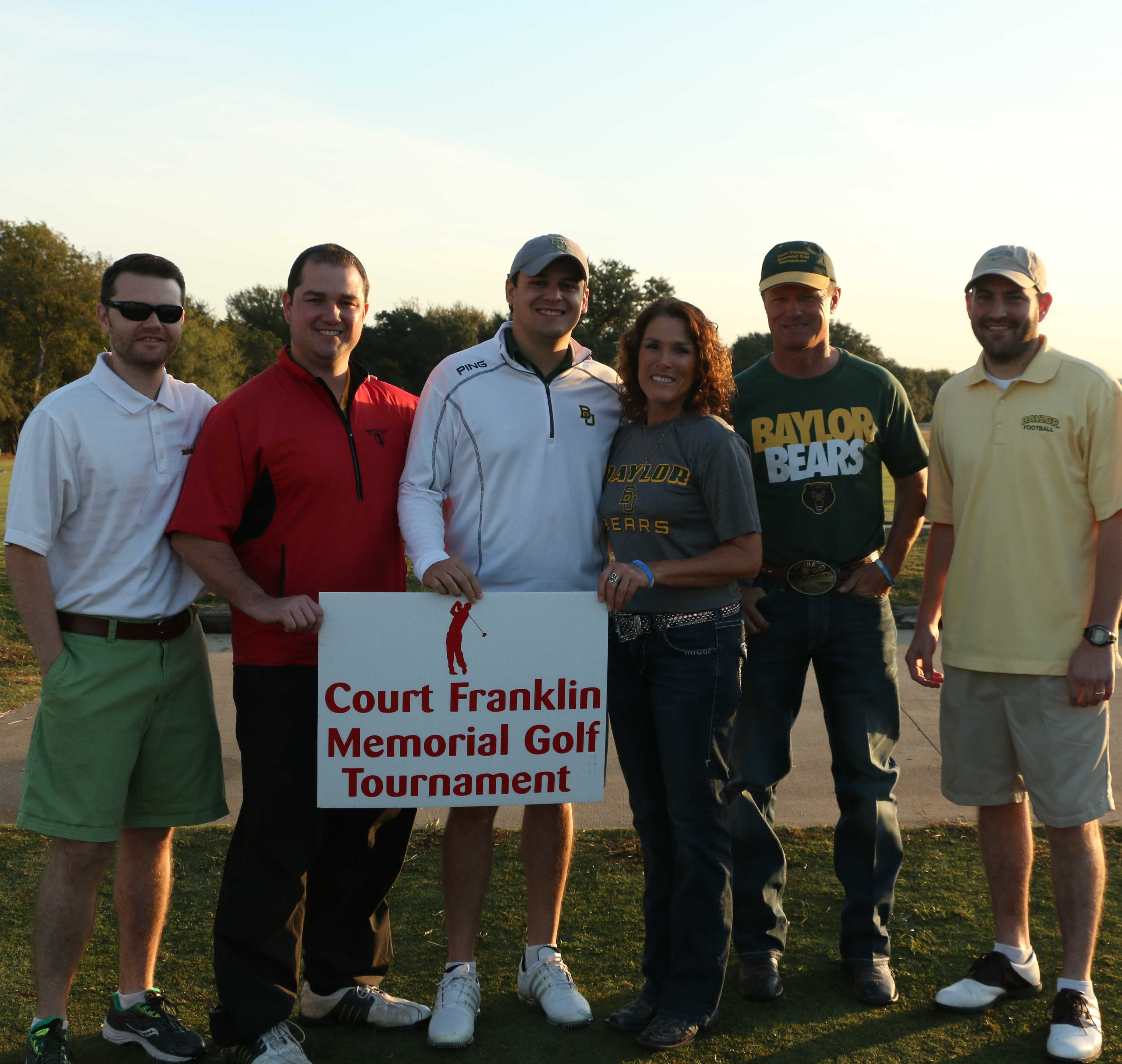 Court Franklin Golf 2015