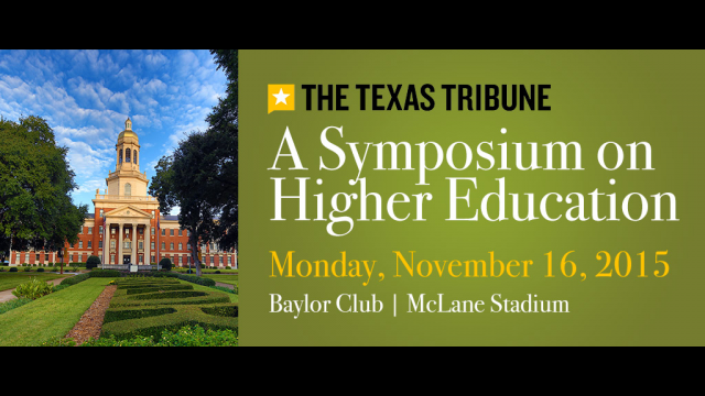 Texas Tribune Symposium