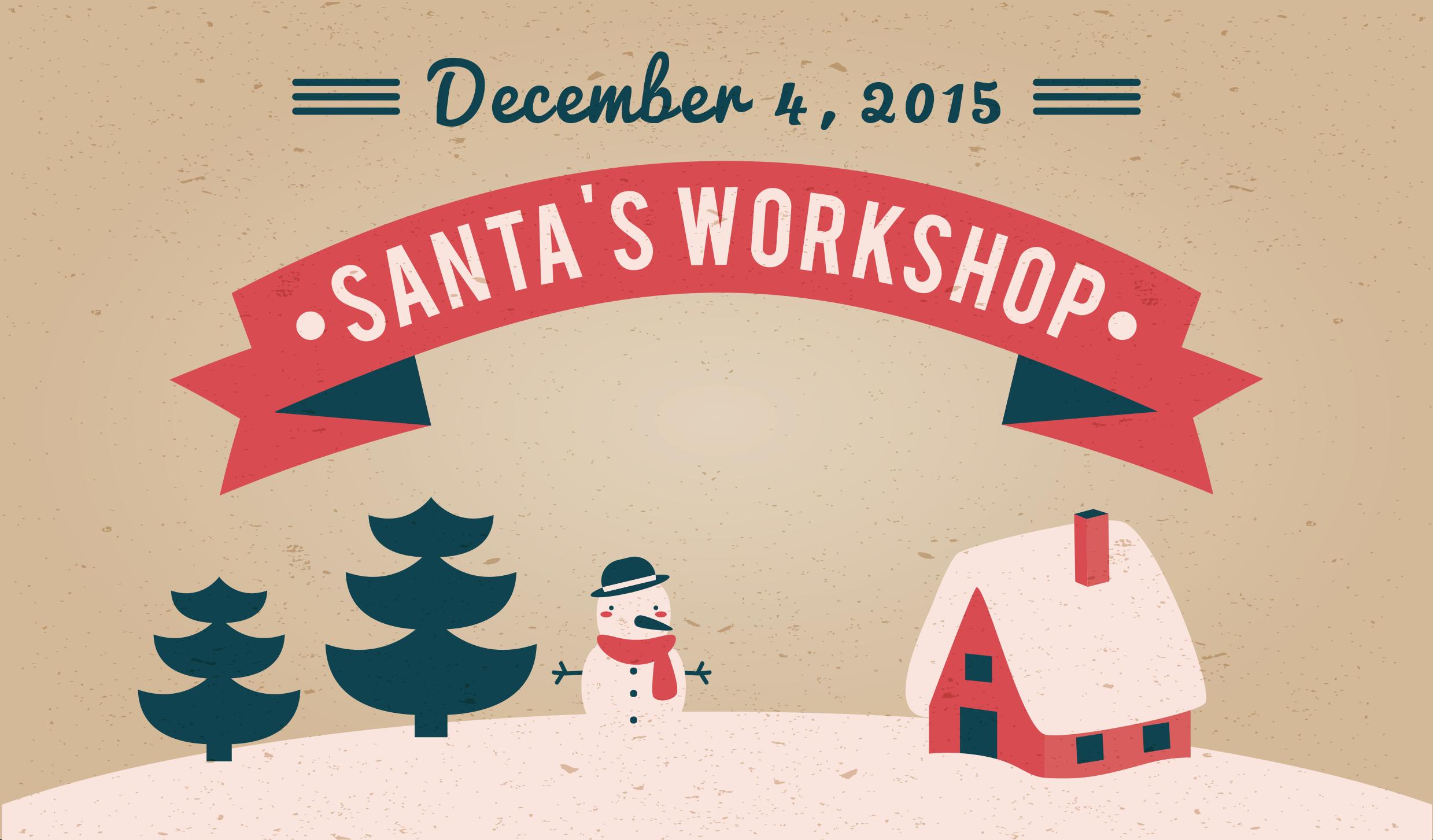 Santa's Workshop 2015