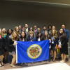 Baylor's Model Organization of American States Team Makes a Splash at Louisiana Competition
