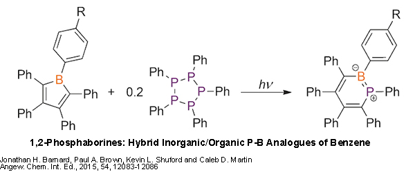 Research - Analogues of Benzene