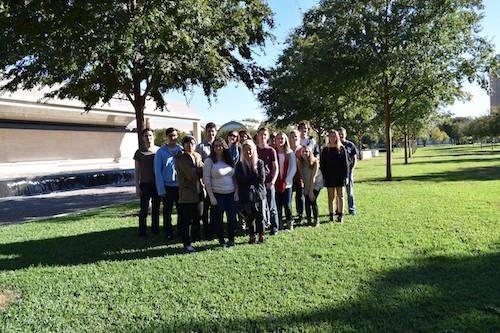 DeLouche Field Trip Fall 2015