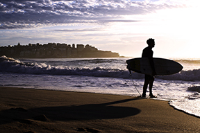 2nd_P1 - Sunrise Surf at Bondi - Brock, Taylor