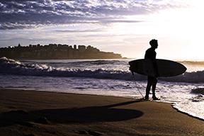 2nd_P1 - Sunrise Surf at Bondi - Brock, Taylor