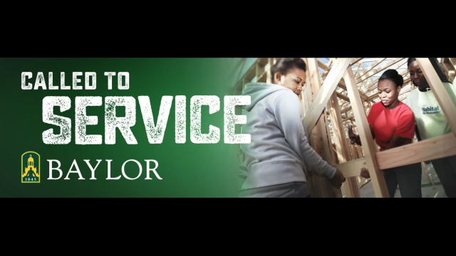 Called to Service Billboard