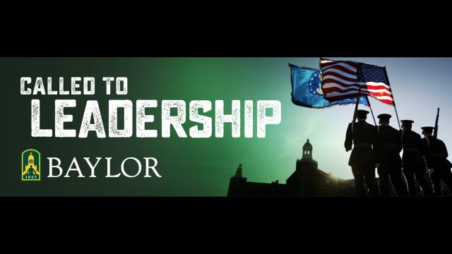 Called To Leadership billboard