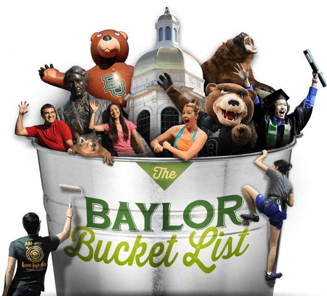 Baylor Bucket List