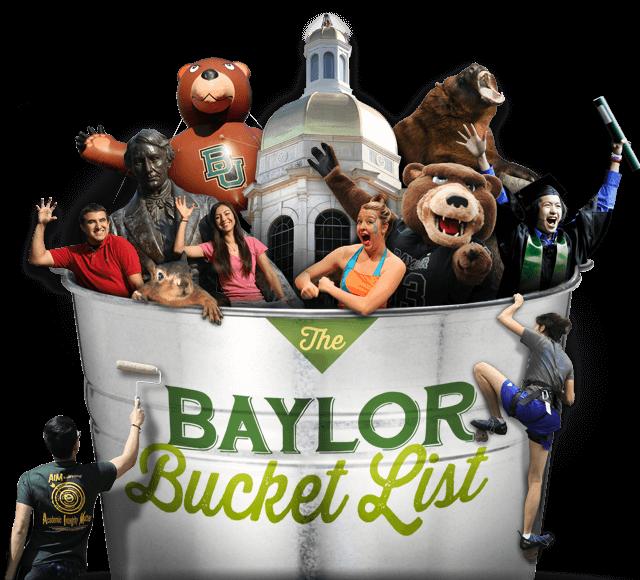 Baylor Bucket List