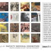 [Faculty Biennial Exhibition]