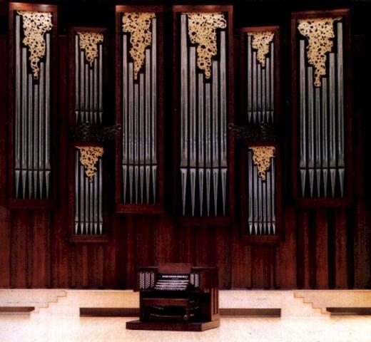 22nd annual robert and joyce jones organ conference honors
