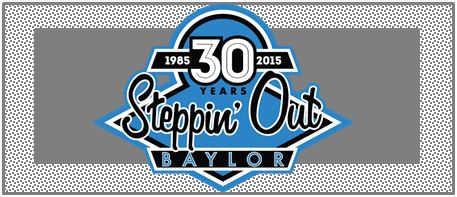 Steppin' Out banner