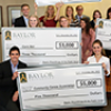 Baylor Philanthropy Lab Students Present $50,335 in Grants to Local Nonprofits