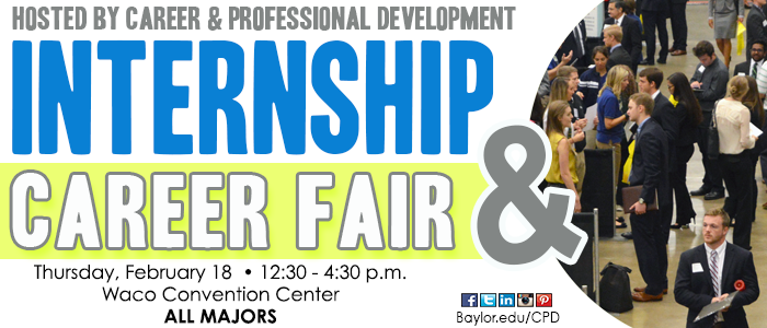Banner: Career Fair Spring 2016