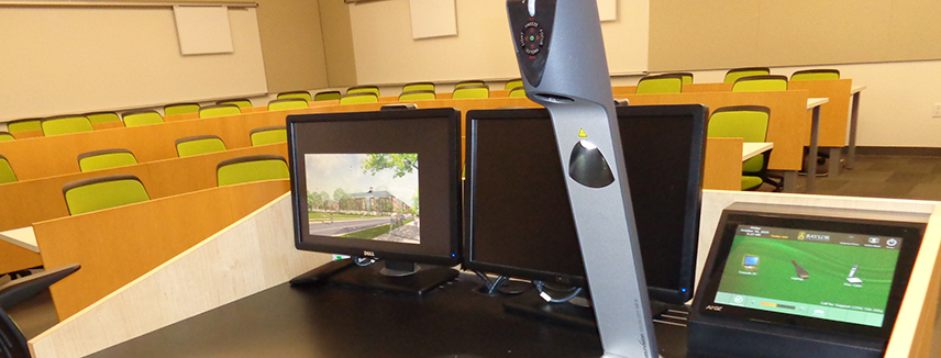 Classroom Console for Instructor
