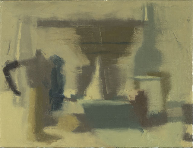 Still Life Composition #3 | oil on linen, 13 x 17, 2014