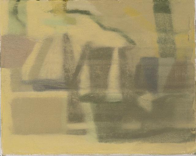 Still Life Composition #3 | oil on canvas, 8