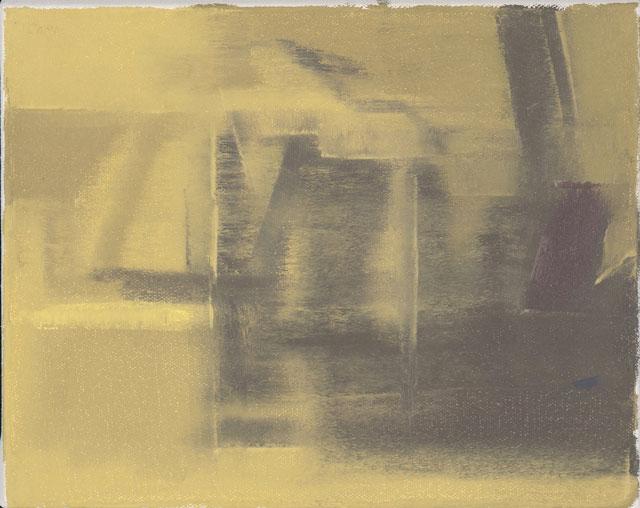 Still Life Composition #1 | oil on canvas, 8