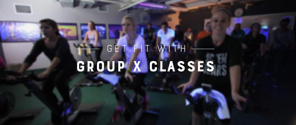 Group X Classes