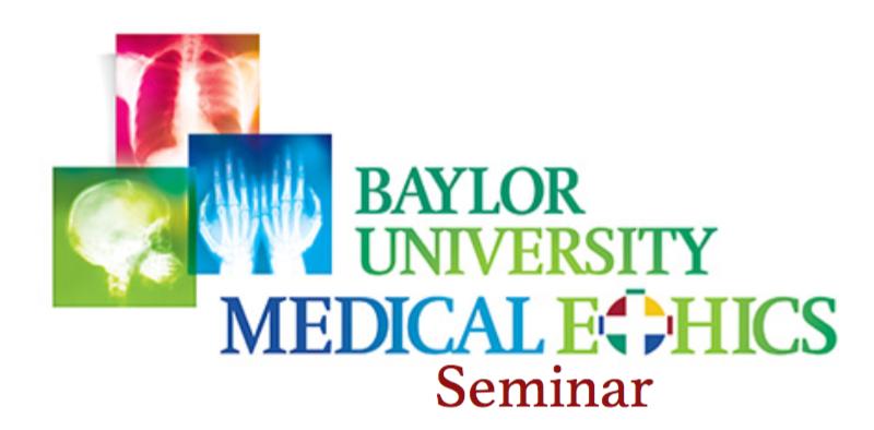 Medical Ethics Seminar Logo