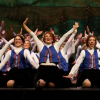 "[Pi Beta Phi, first place winning act, ""Meet Me in Ze Alps""]"
