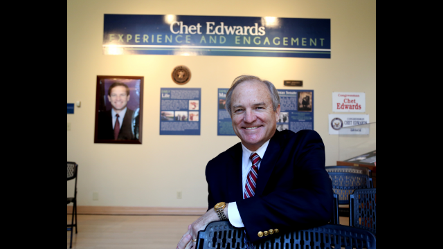 Chet Edwards Exhibit