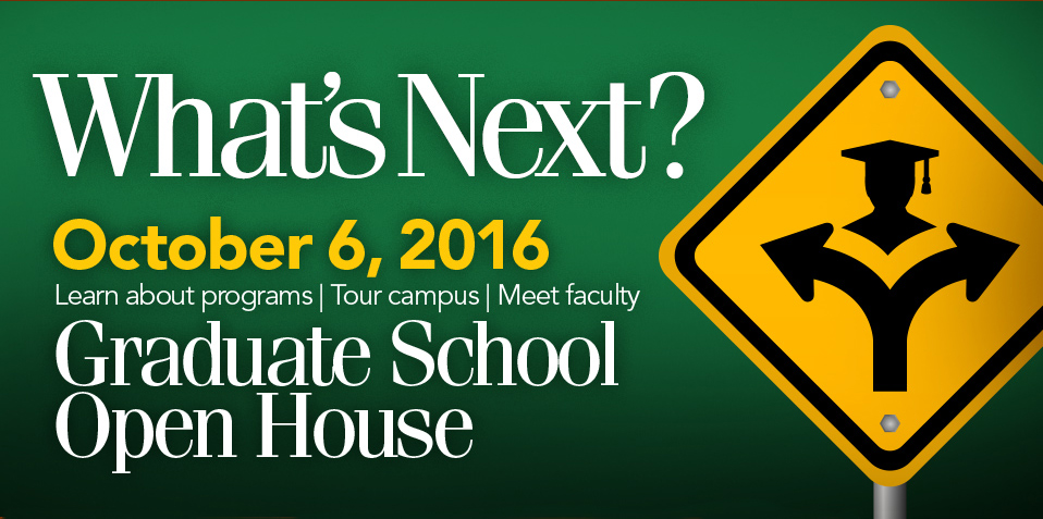 Graduate Open House New for MC