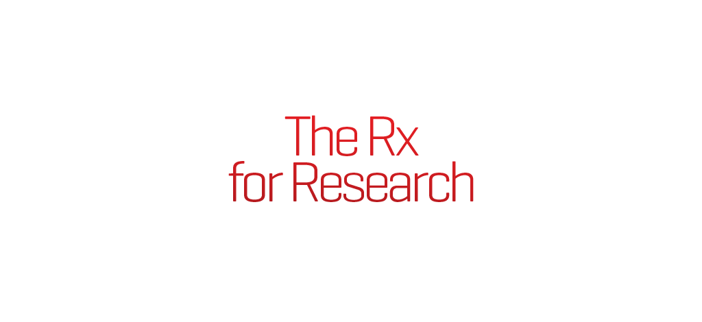 The Rx for Research