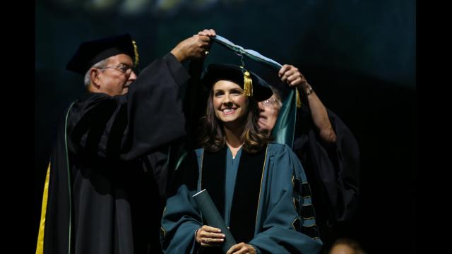 SOE graduate August 2015