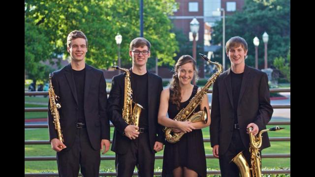 Morpheme Saxophone Quartet