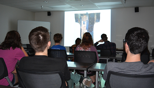 Digital Art History Classroom