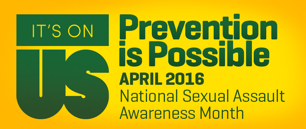 It's on Us: Prevention Is Possible