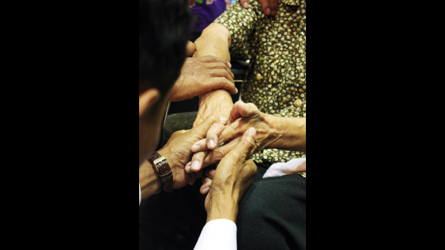 healing and prayer