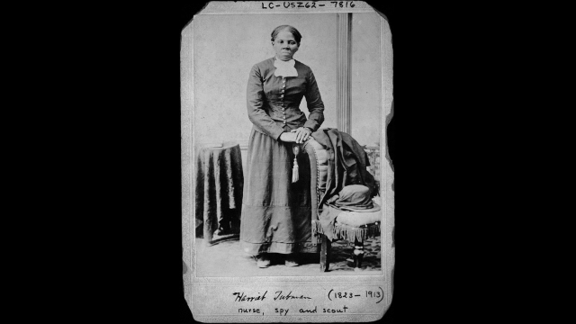 Harriat Tubman