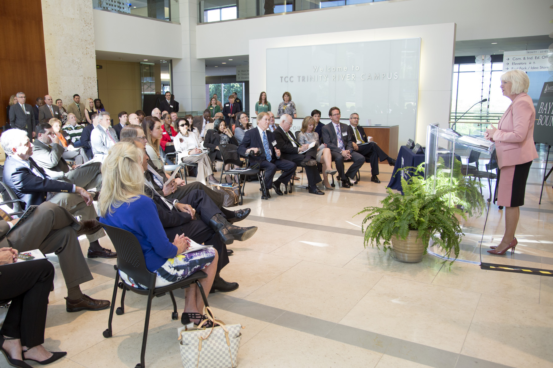 Baylor University and Tarrant County College Announce ... on florida gateway college campus map, trinity river campus tarrant county, tccd south campus map,