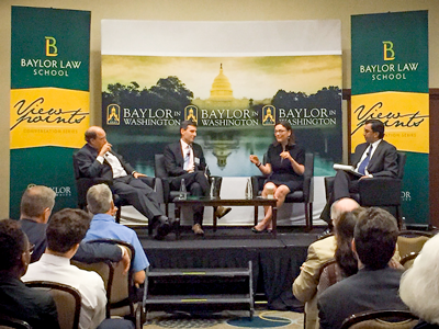 Baylor Law School Hosts Panel in Washington, D.C. on Encryption and National Security