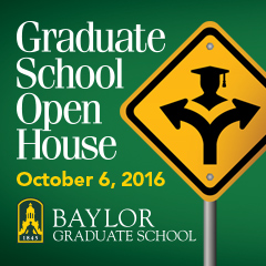 Graduate School Open House