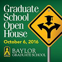 Grad School Open House
