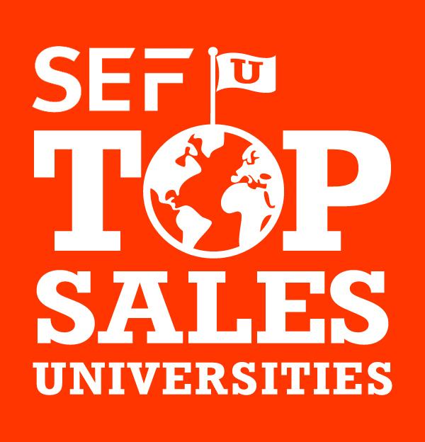 Sales Education Foundation Top University Sales Program Banner