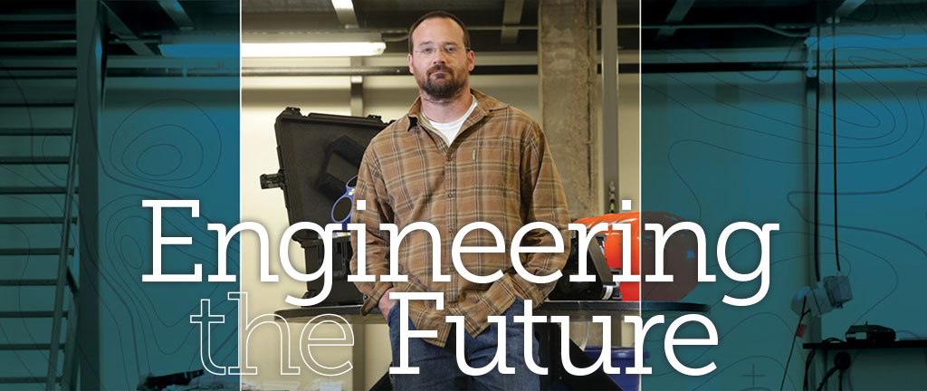 Photo Banner of Engineering the Future
