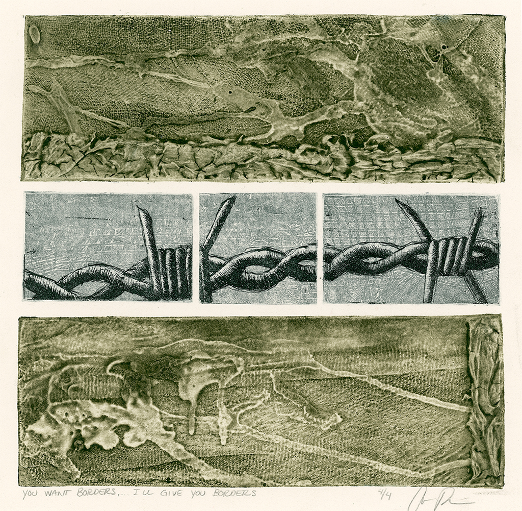Printmaking | Collography Intaglio