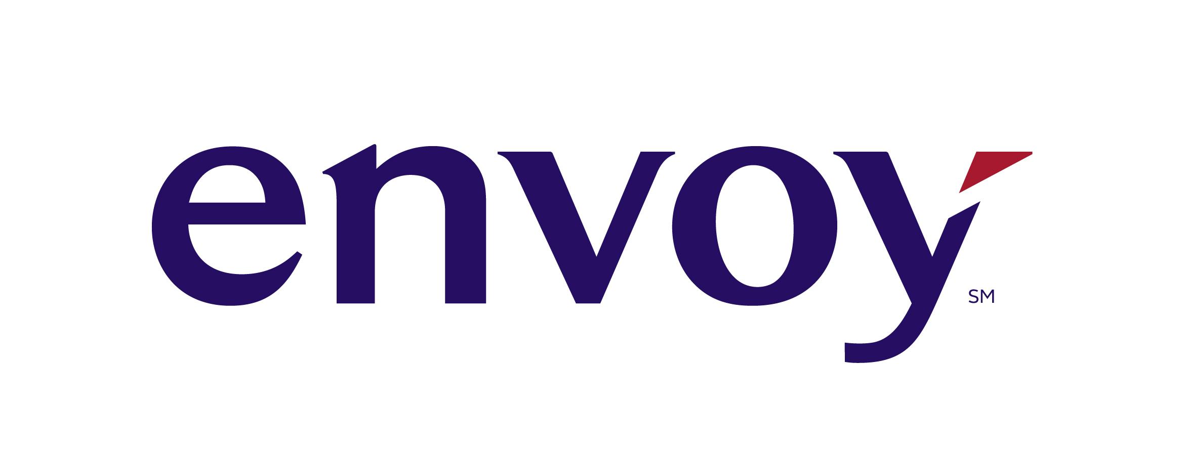 Envoy Logo White