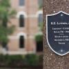 Lamppost Memorials Honor Baylor Veterans