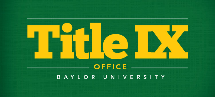 Title IX Office - Baylor University