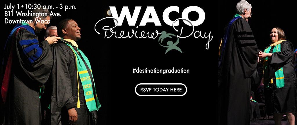Waco Preview Day Homepage Slide Summer 2016
