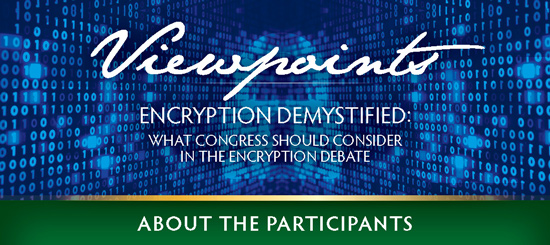 Viewpoints: Encryption demystified banner announcement