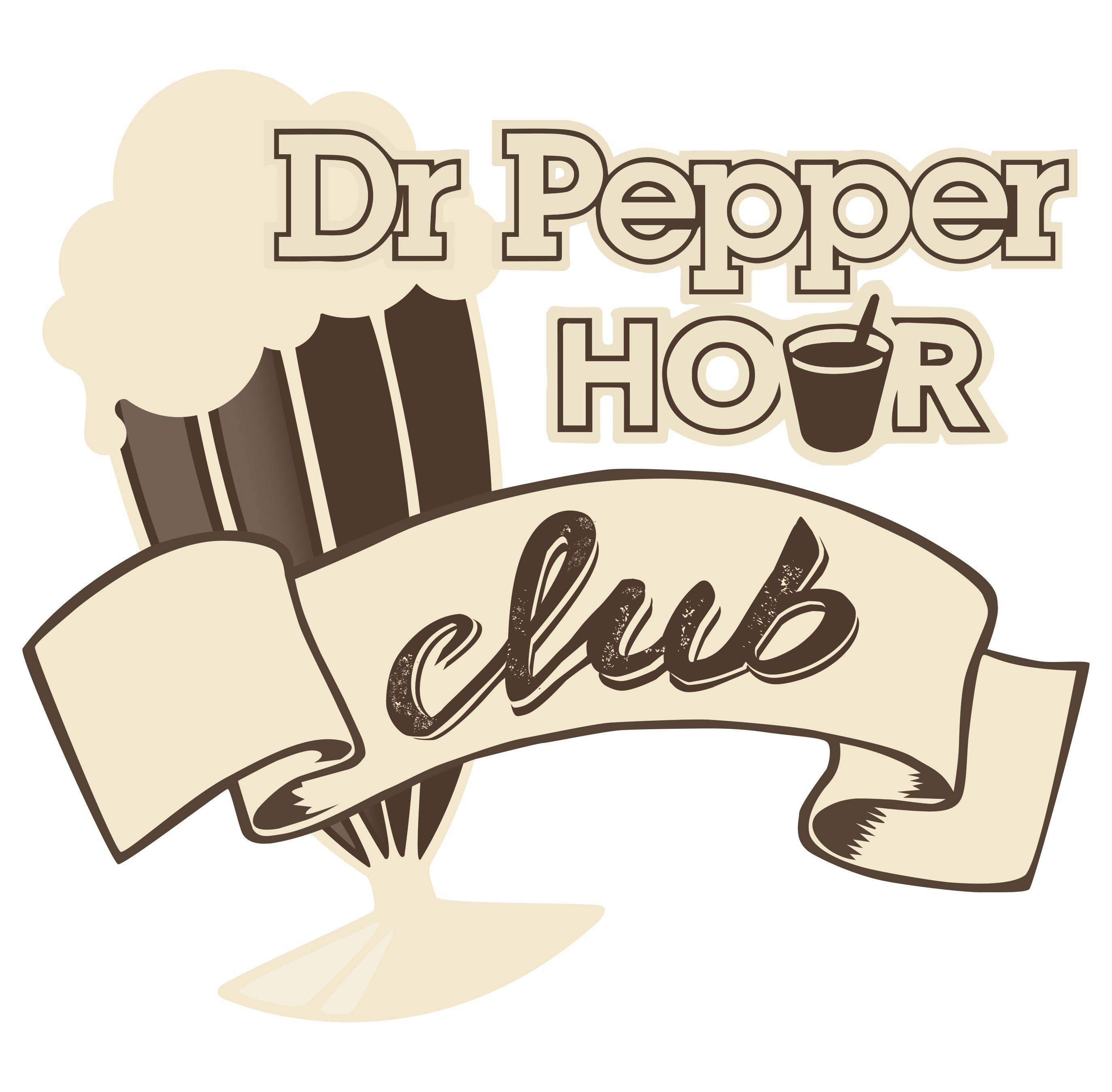 DrPepperHourClubLogo