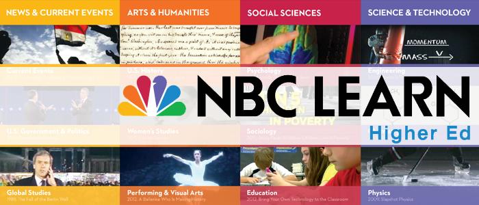 Banner: NBC Learn2
