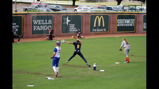 softball camp 2016