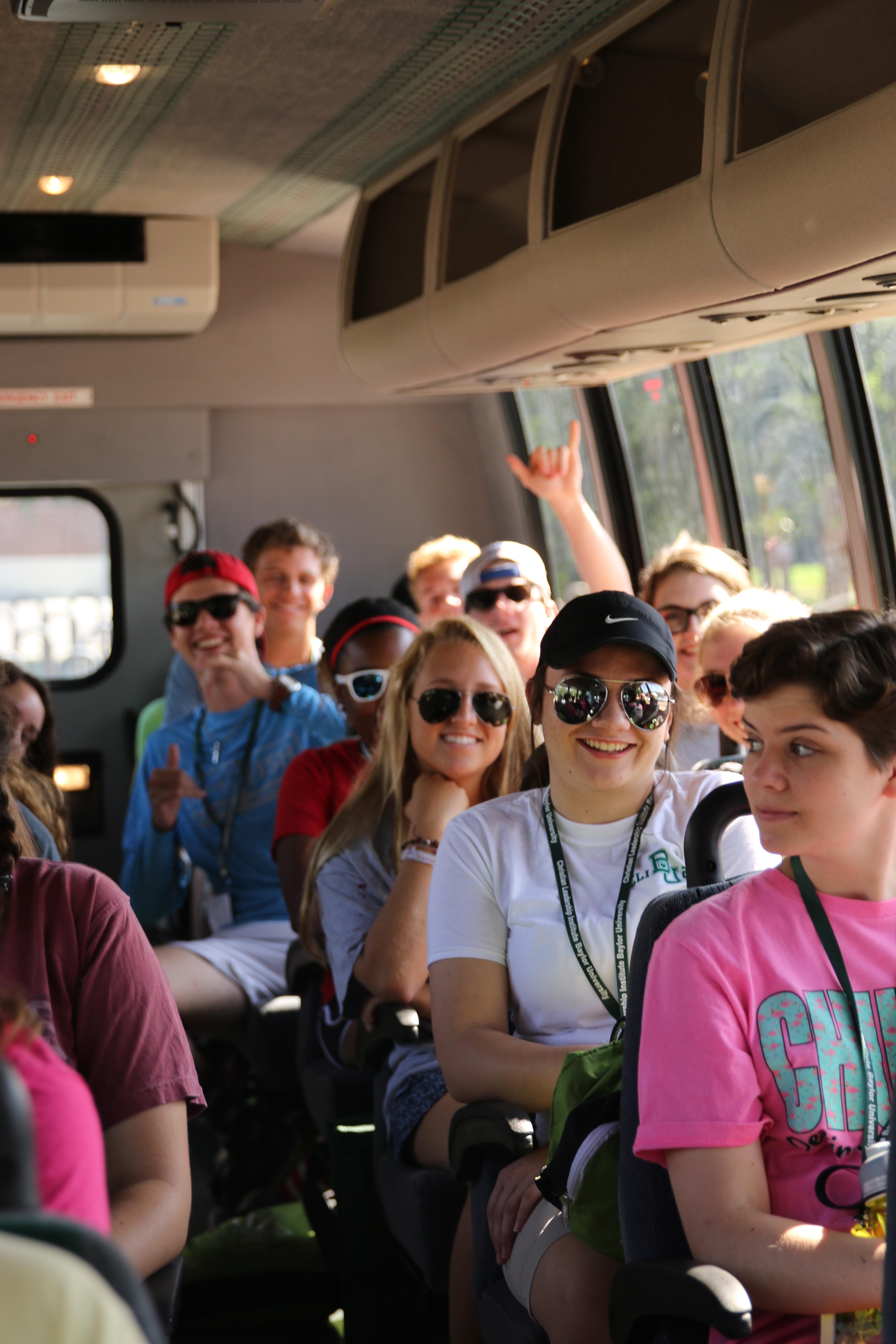CLI 2016 group bus