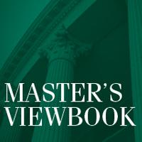 Masters Viewbook